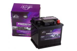Leoch POWERSTART 110 Heavy Duty Car Battery